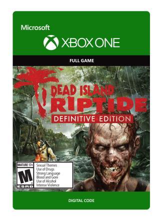 "Xbox One Dead Island Riptide ""Definitive Edition"" [Download]"