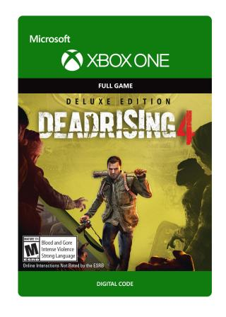Xbox One Dead Rising 4: Deluxe Edition [Download]