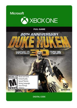 Xbox One Duke Nukem 3D: 20th Anniversary World Tour [Download]