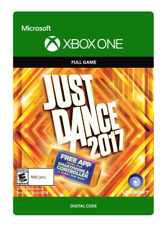 Xbox One Just Dance 2017 - Gold Edition [Download]