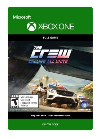 Xbox One The Crew: Calling All Units [Download]