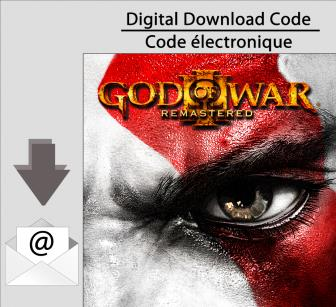 PS4 God of War III Remastered [Download]