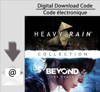 PS4 The Heavy Rain & BEYOND: Two Souls Collection [Download]