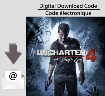 PS4 Uncharted 4: A Thief's End [Download]