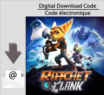 PS4 Ratchet & Clank [Download]
