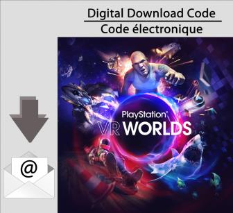 PS4 Playstation VR Worlds [Download]
